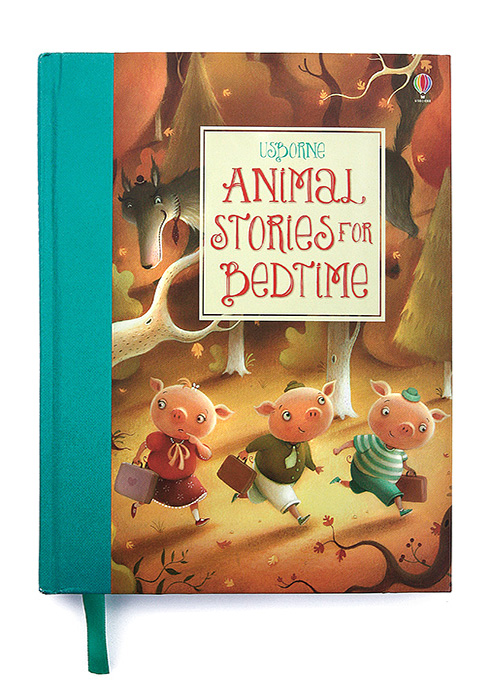 Animal Stories - Cover Artwork