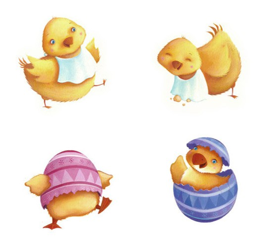 Cadburys Easter Chicks