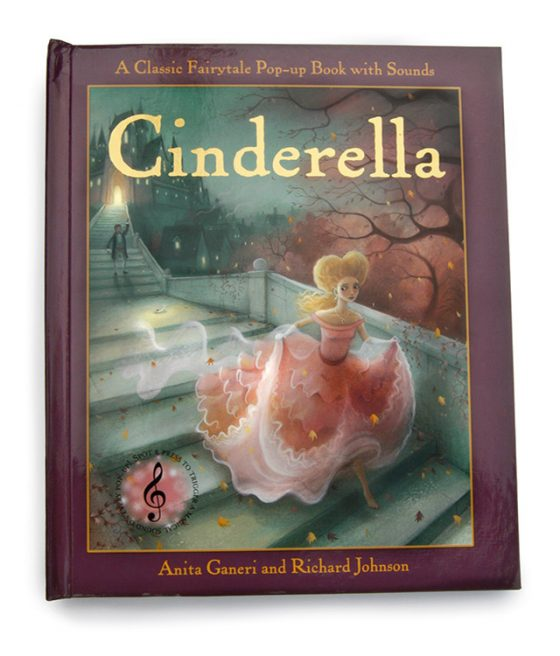 Cinderella Cover Artwork