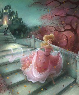 Cinderella Cover Artwork