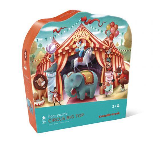 Circus Jigsaw Box