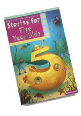 Stories for 5 Year Olds - Book Cover