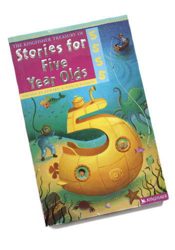 Stories for 5 Year Olds – Kingfisher