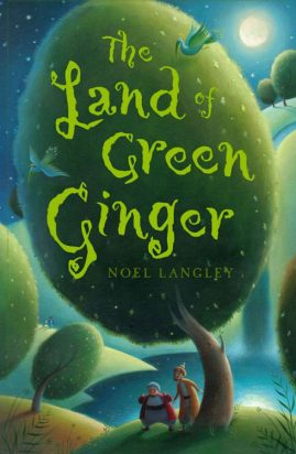 The Land of Green Ginger   Book Cover