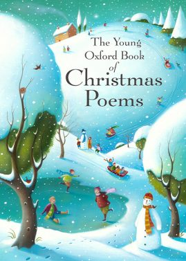 Oxford Christmas Poems Book Cover