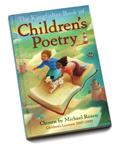 Children's Poetry Cover Artwork