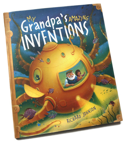 My Grandpa's Amazing Inventions – Templar Publishing
