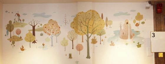 Forest Scene | Liberty Mural