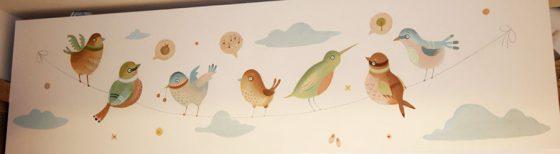 Liberty Birds