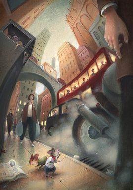 Animal Stories - Little Mice, Big City