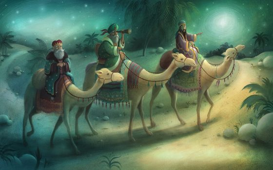 Camels and Kings | The Nativity