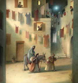 The Nativity - Innkeeper