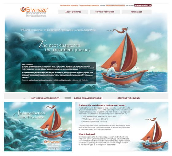 Journey Forward Campaign – Erwinaze, DUDNYK