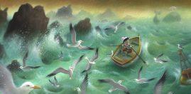 Pinocchio - Lost at Sea
