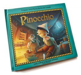 Pinocchio - Cover Artwork