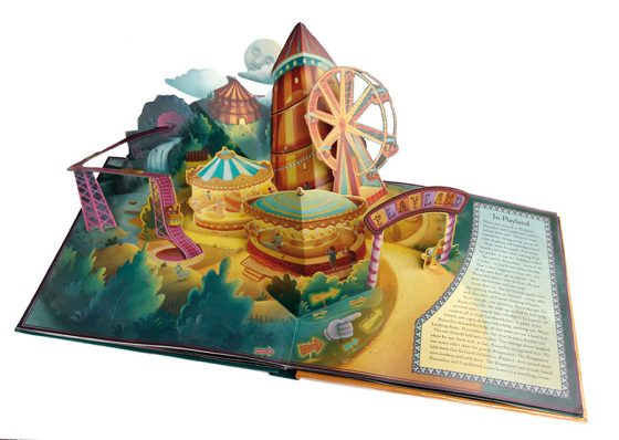Playland, Pinocchio – Templar Publishing