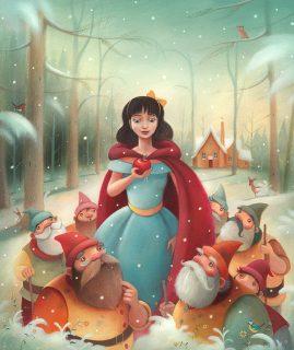 SnowWhite - Cover Artwork
