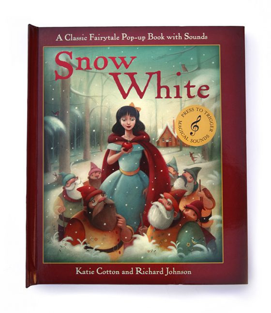 Snow White published by Templar Publishing