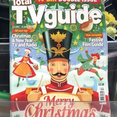 TV Guide Cover Christmas 2018